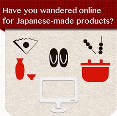 Wholesalers of Japanese-made products for import/export